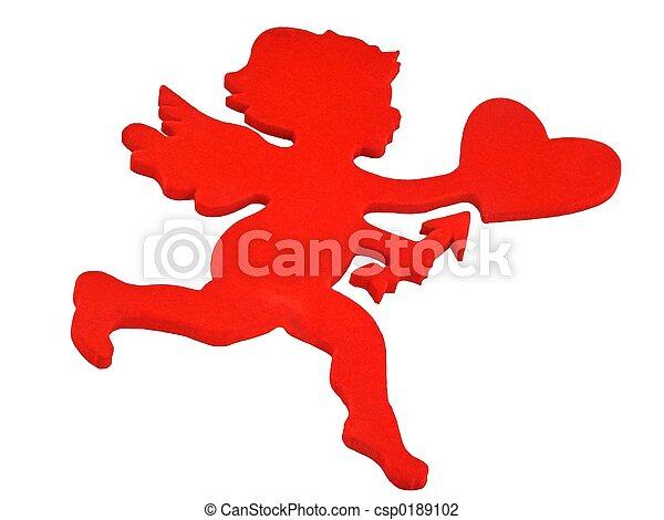 red cupid - csp0189102