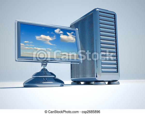servidor de red de computadoras - csp2685896