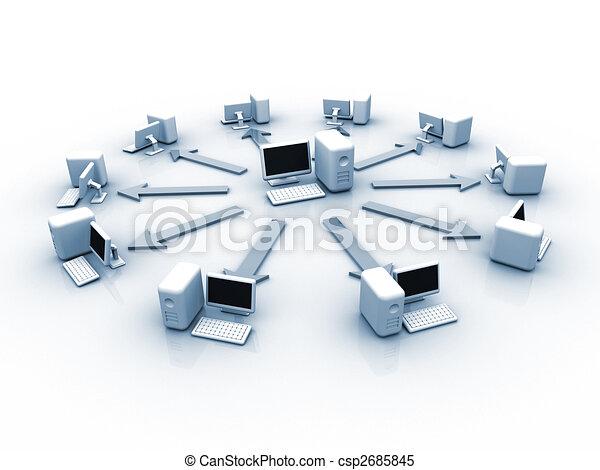 Red de computadoras - csp2685845