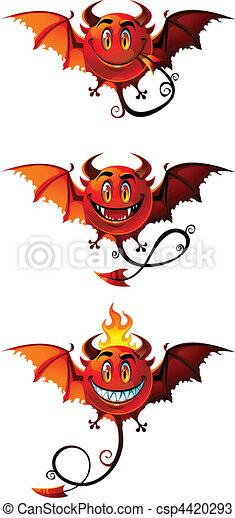 Red demon set - csp4420293