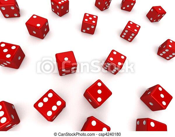 red dice - csp4240180