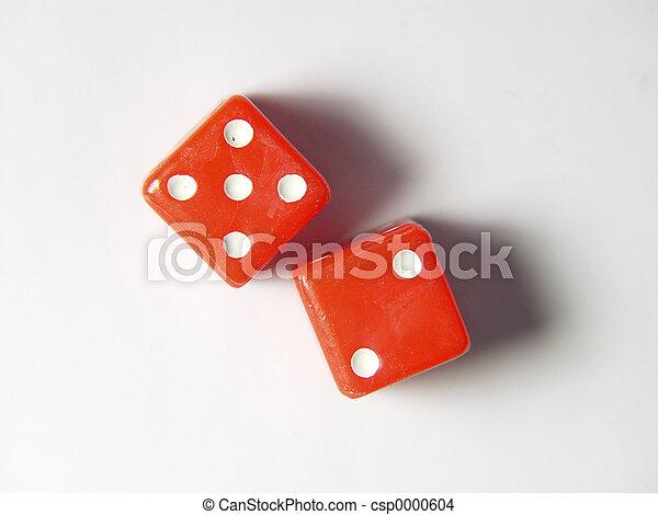 Red Dice - csp0000604