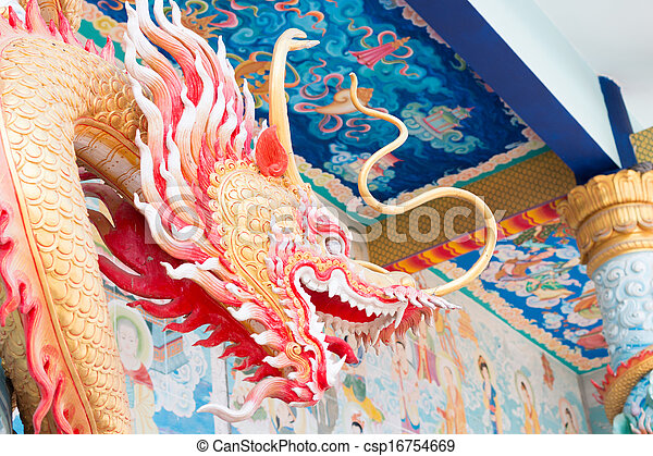 Red dragon - csp16754669