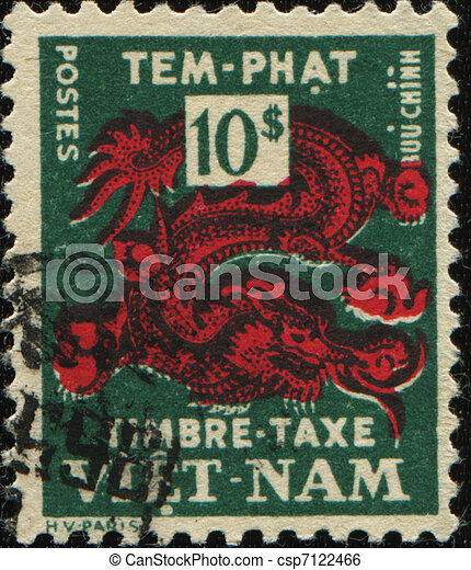 Red Dragon - csp7122466