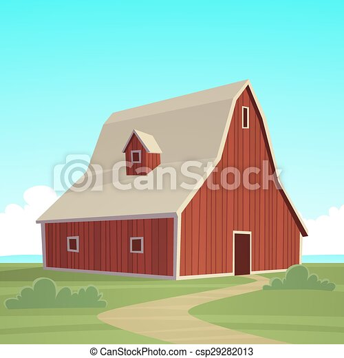 Red Farm Barn - csp29282013
