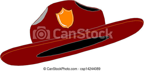 red fire fighter fireman helmet hat vector search clip art rh canstockphoto com