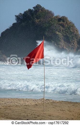 red flag - csp17617292