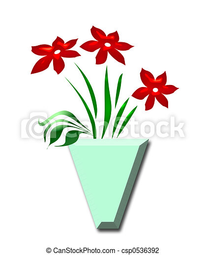 251 : flowers in vase clip art - startupinsights.org