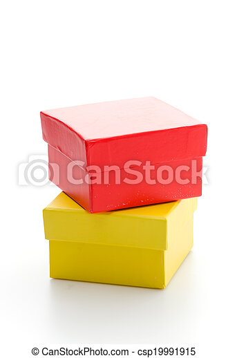 Red giftbox - csp19991915