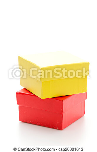 Red giftbox - csp20001613
