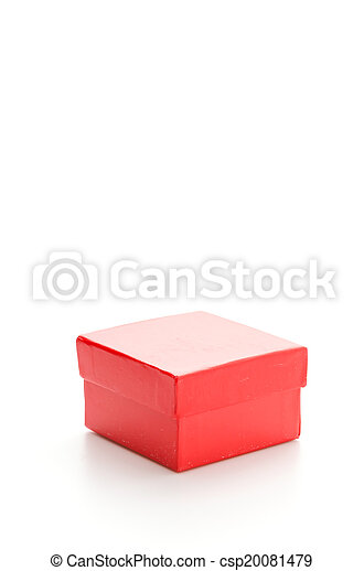 Red giftbox - csp20081479