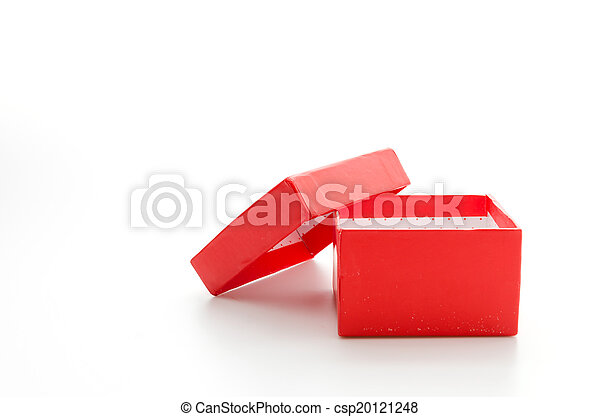 Red giftbox - csp20121248