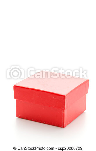 Red giftbox - csp20280729