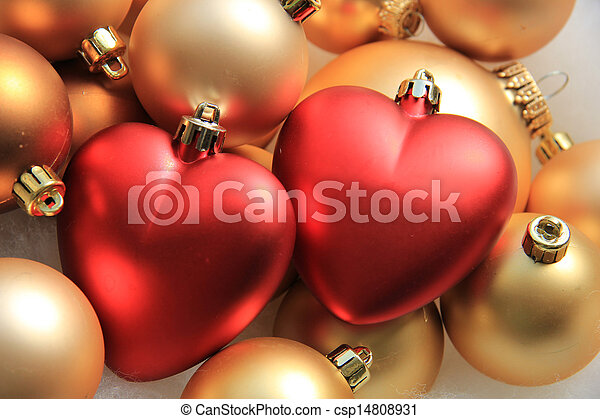 red heart shaped christmas ornaments red heart shaped christmas