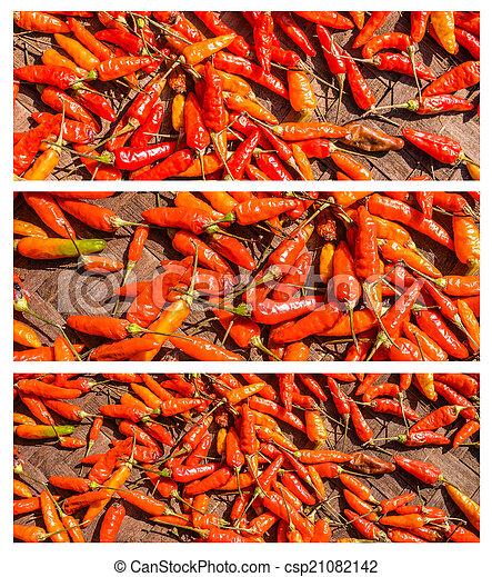 red hot chili pepper - csp21082142