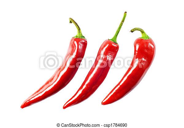 red hot chili pepper - csp1784690