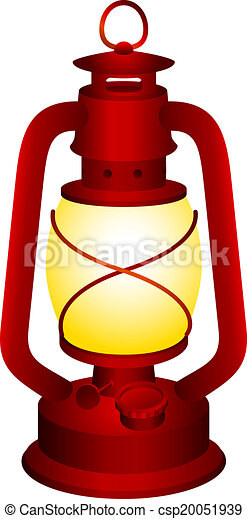 red lantern old and vintage lantern for your design vectors rh canstockphoto com lantern clipart black and white lantern clipart black and white