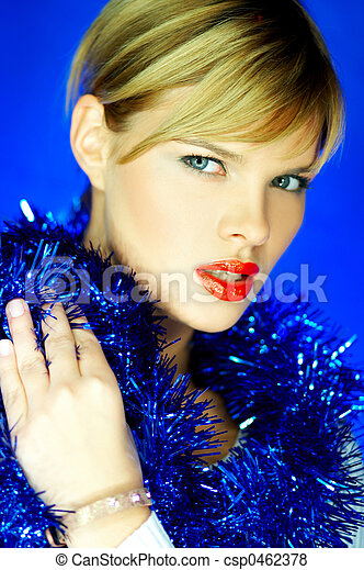 Red Lips 2 - csp0462378