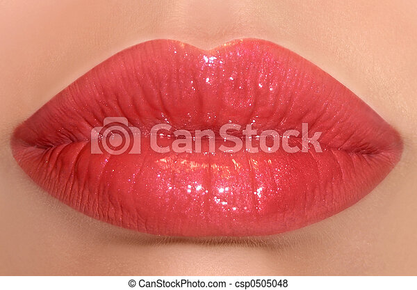 Red Lips - csp0505048