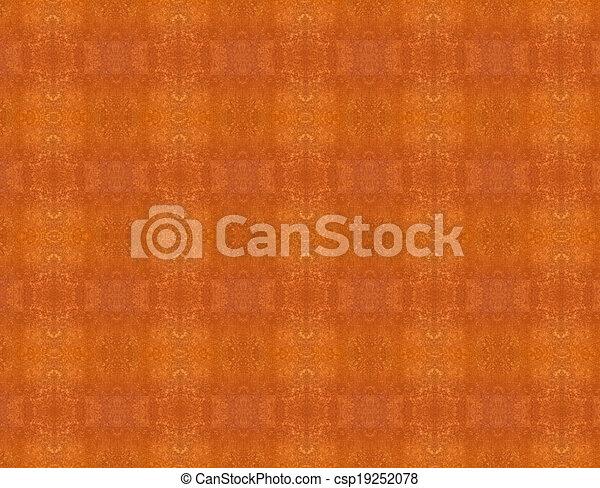 Red orange grunge vintage pattern wallpaper background - csp19252078