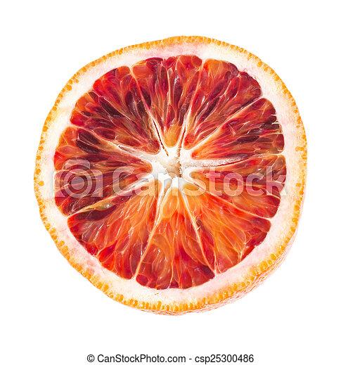 Red orange - csp25300486