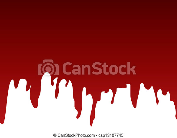 red paint splash eps vector of red paint leaking red paint splatter leaking on