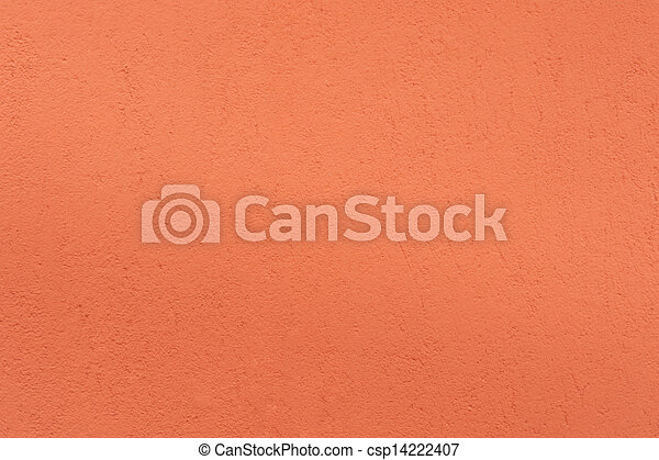 Red painted concrete texture Background texture of red painted