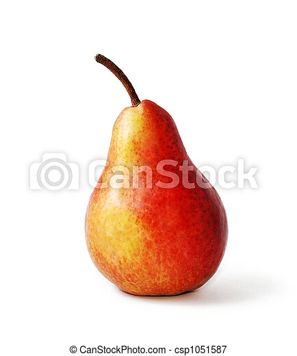 red pear - csp1051587