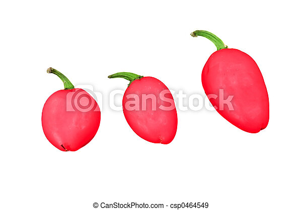 red peppers - csp0464549