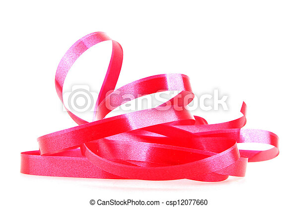 red ribbon - csp12077660