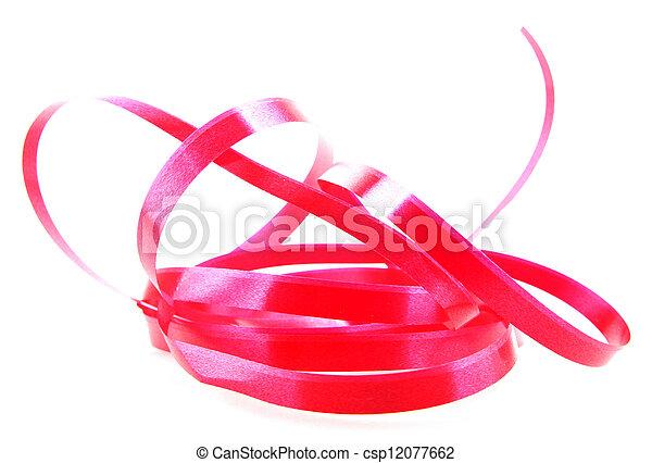 red ribbon - csp12077662