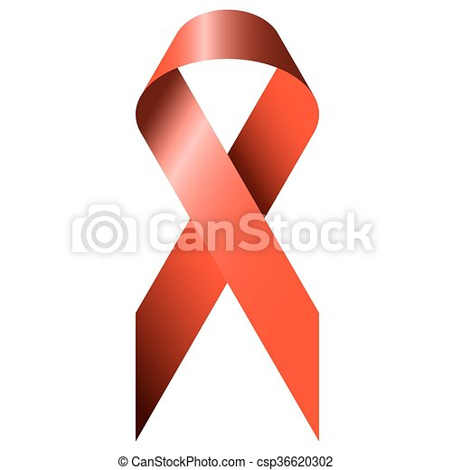 Red Ribbon World Aids Day Red Ribbon As Symbolism For World Aids Day