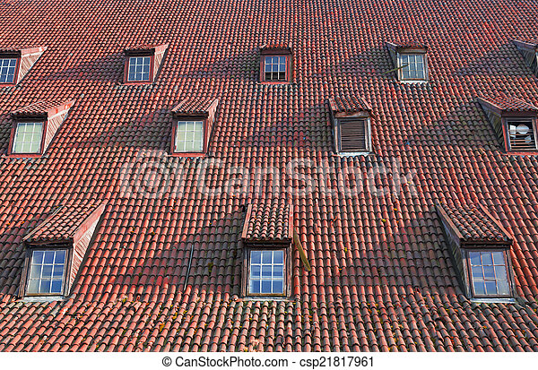 red roof - csp21817961