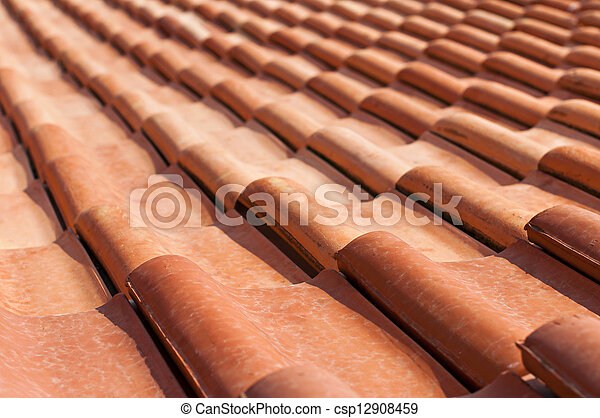 red roof - csp12908459