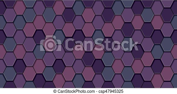 Red roof tiles - csp47945325