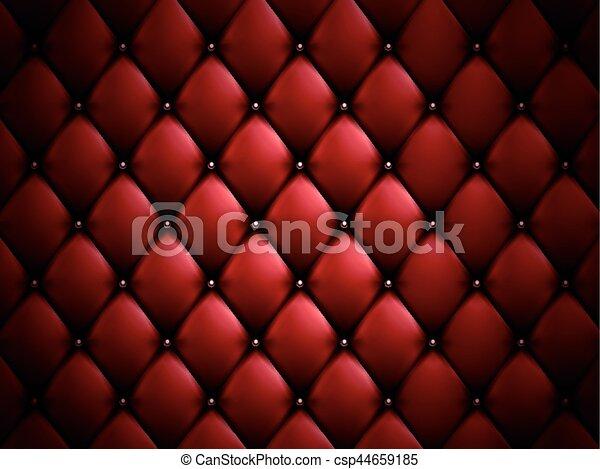 Red Sofa Background   Csp44659185