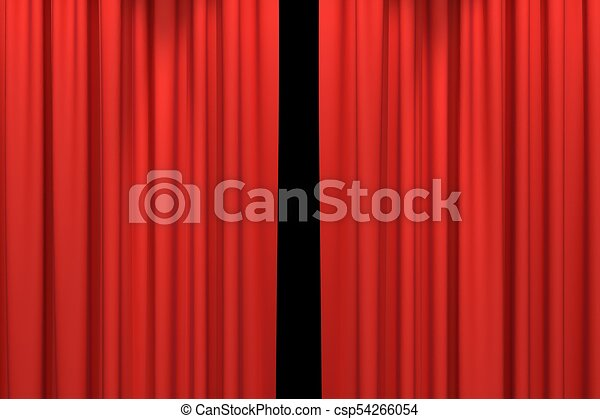 Red Stage Curtains Luxury Red Velvet Drapes Silk Drapery