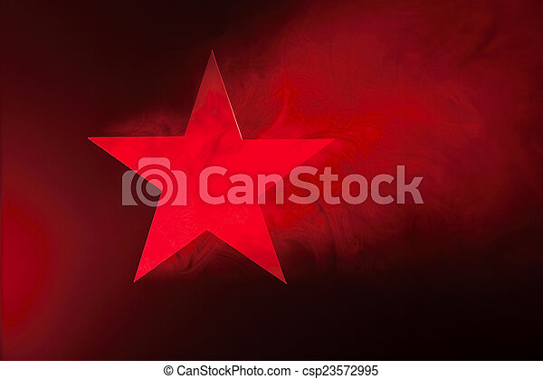 Red Star - csp23572995
