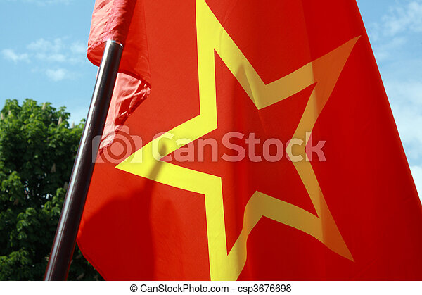 red ussr flag with yellow star in center pictures - search