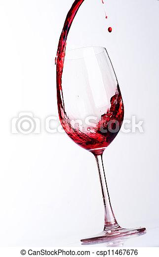 Red Wine - csp11467676