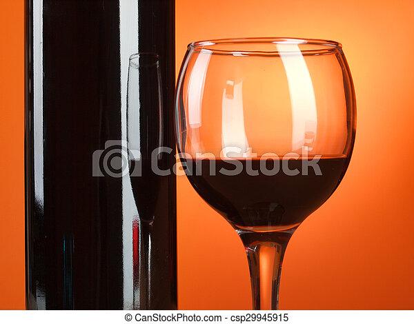 Red wine - csp29945915