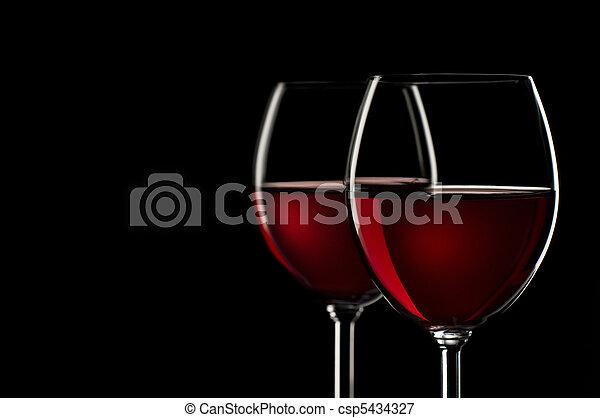 Red wine - csp5434327