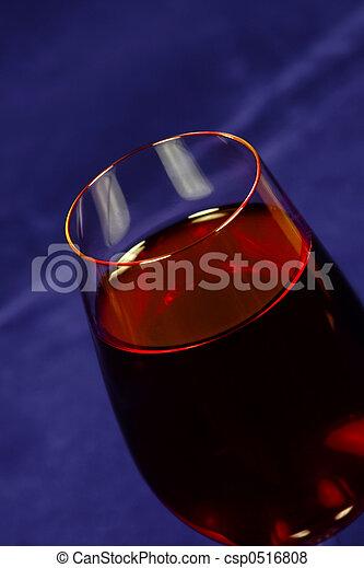 Red Wine - csp0516808