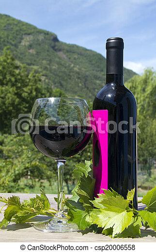 red wine - csp20006558