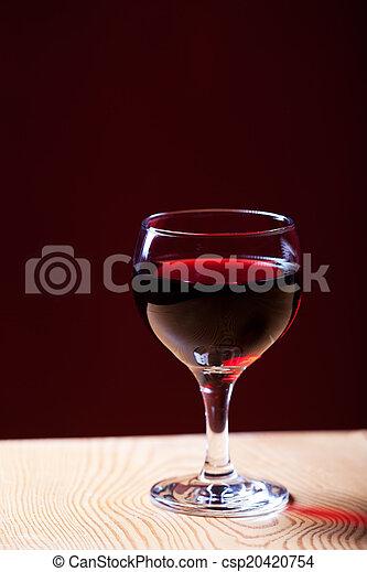 red wine - csp20420754
