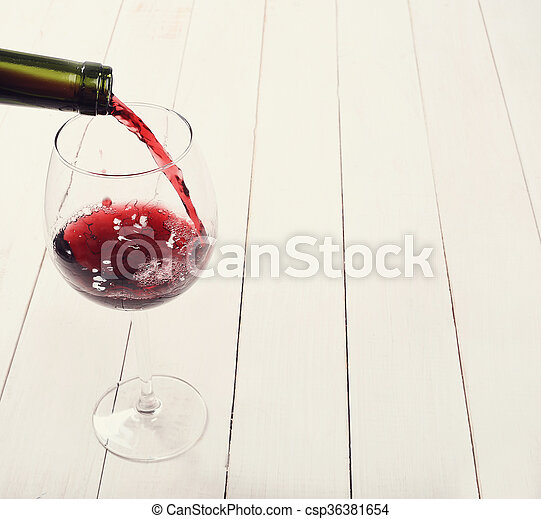 Red wine - csp36381654