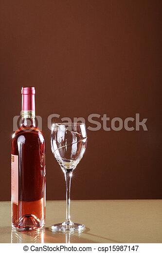 red wine - csp15987147