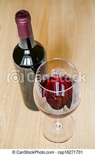Red wine - csp16271701