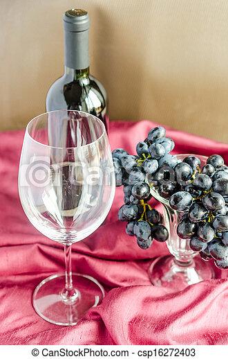 Red wine - csp16272403