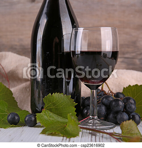 red wine - csp23616902